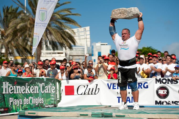 stone strongman